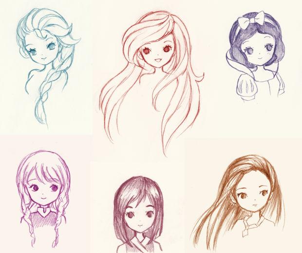 15 Disney Drawing Art Ideas Design Trends Premium