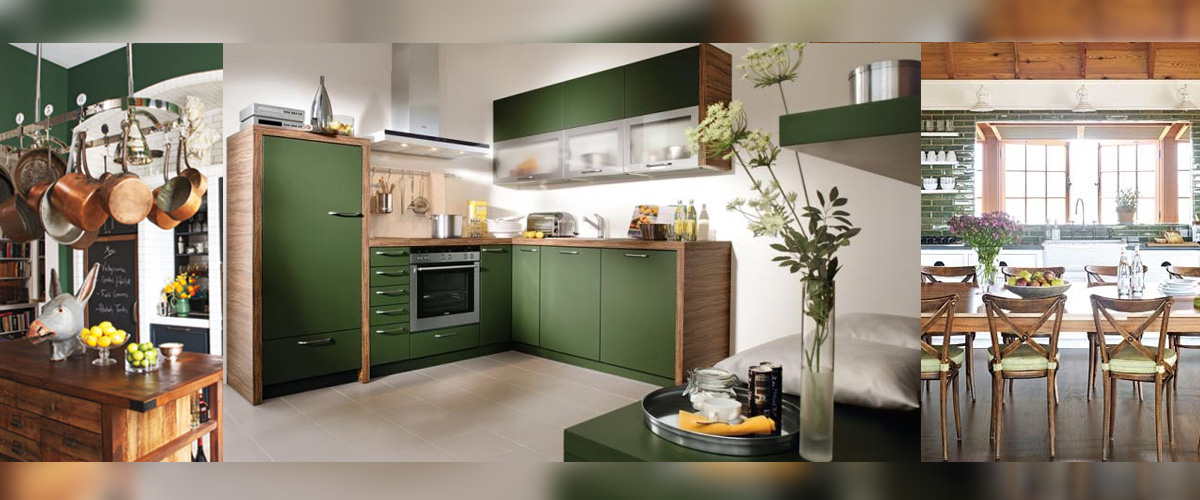 Modern White And Wood Kitchen Designs