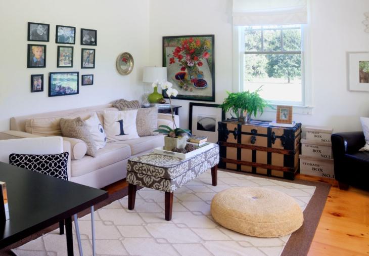 18+ Small Living Room Designs, Ideas