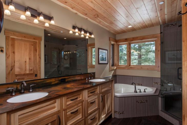 18 Bathroom Countertop Designs Ideas Design Trends