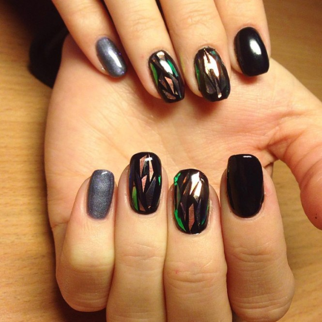 Best Images About Nails On Nail Art Galaxy Most Beautiful
