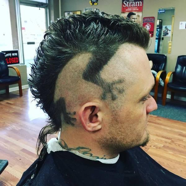 15 Mohawk Haircut Ideas Designs Hairstyles Design