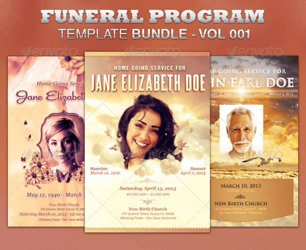 10 Funeral Flyer Templates Printable PSD AI Vector EPS Format Download Design Trends