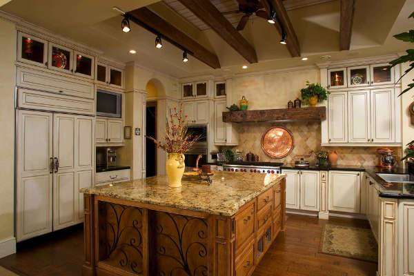 Kitchen Design Ideas Dark Floors