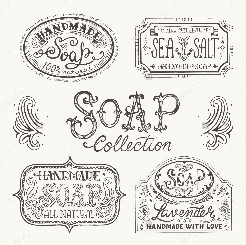 16 Soap Label Designs Design Trends