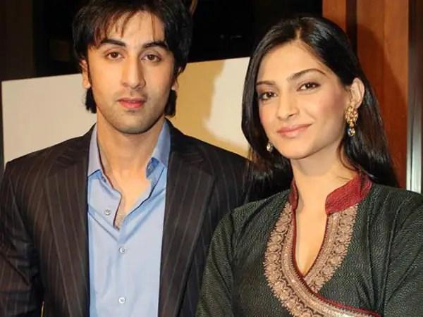 Ranbir Kapoor Believes He Is Sonam Kapoor's Male Version