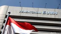 Setelah Jadi Holding, BUMN Bisa Investasi Rp 895 Triliun