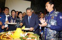 SBY Pimpin Konsolidasi Koalisi Kekeluargaan, Calon Alternatif Diumumkan Jumat