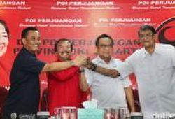 'Cinta' Lama PDIP-Gerindra Bersemi Kembali Jelang Pilgub DKI