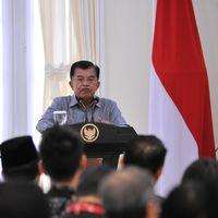 Wapres JK Izin Tak Hadiri Pelantikan Kepala BIN Budi Gunawan