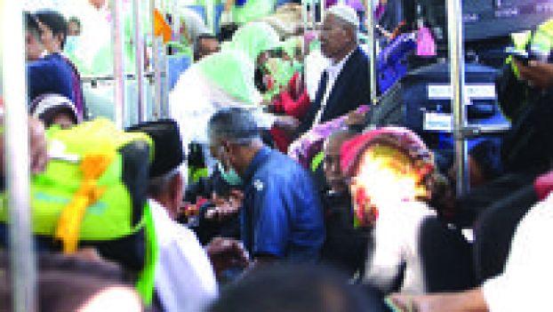 Kemenag Jabar Selidiki Calon Haji Ditahan di Filipina