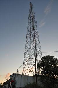 BTS Telkomsel di Natuna.