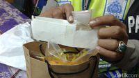 Paket Sabu yang Dikirim via Driver Gojek 'Dilapisi' Makanan Ringan