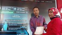Telkomsel Mulai Pemanasan Jaringan 4,5 G di Surabaya