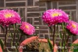 Mengadu Kamera Nokia 6 dengan iPhone 7 Plus
