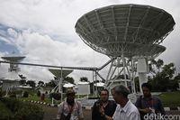 Telkom Optimistis Satelit Telkom 3S Capai Orbit