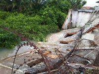 76 Napi Lapas Jambi Kabur Akibat Dinding Jebol Diterjang Banjir
