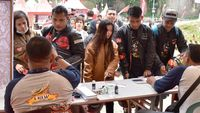 Honda Bikers Day Sapa Bukittinggi