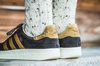 Adidas Rilis Sneakers Anti Muntahan dan Tumpahan Bir
