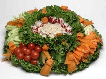 Ayo, tambah konsumsi buah dan sayur!