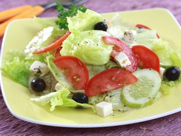 Resep Salad: Mediteranian Salad