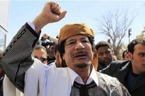 Dunia Sepakat Asingkan Khadafi ke Luar Libya