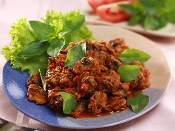 Resep Seafood: Sambal Kerang