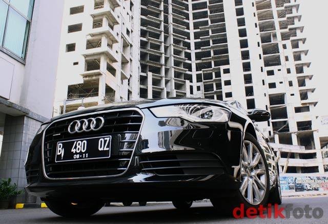 Merasakan Kehebatan Audi A6