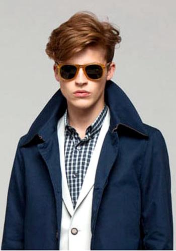 Model Rambut Pria American Style