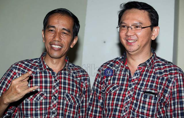 Gaya Metal Jokowi