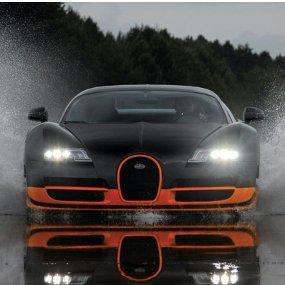 10 Mobil Tercepat di Dunia