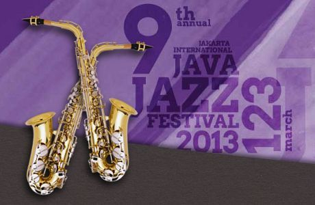 Java Jazz Festival 2013 Jakarta, Indonesia