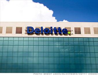 Deloitte - Perusahaan Favorit 5