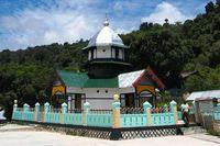 Ini Dia Masjid Pertama di Tanah Papua