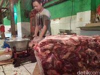 Mendag: Daging Sapi Beku Lebih Murah dan Higienis