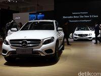 Penjualan SUV Mercy di Dunia Naik 40%