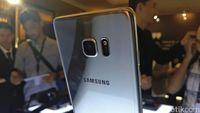 Samsung Resmi Tarik Sejuta Galaxy Note 7 di Amerika