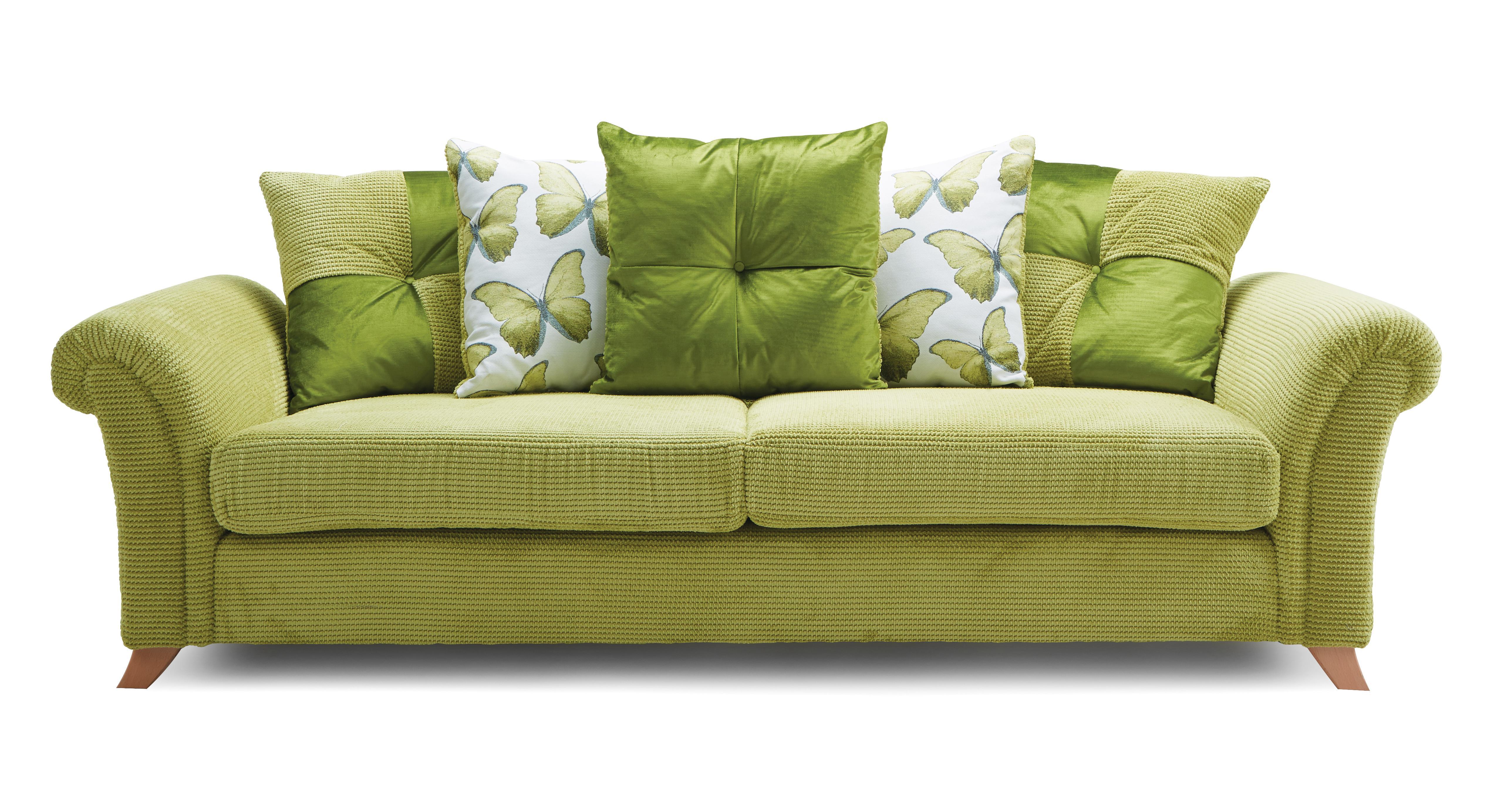 Arica Pillow Back 4 Seater Sofa Dfs Ireland