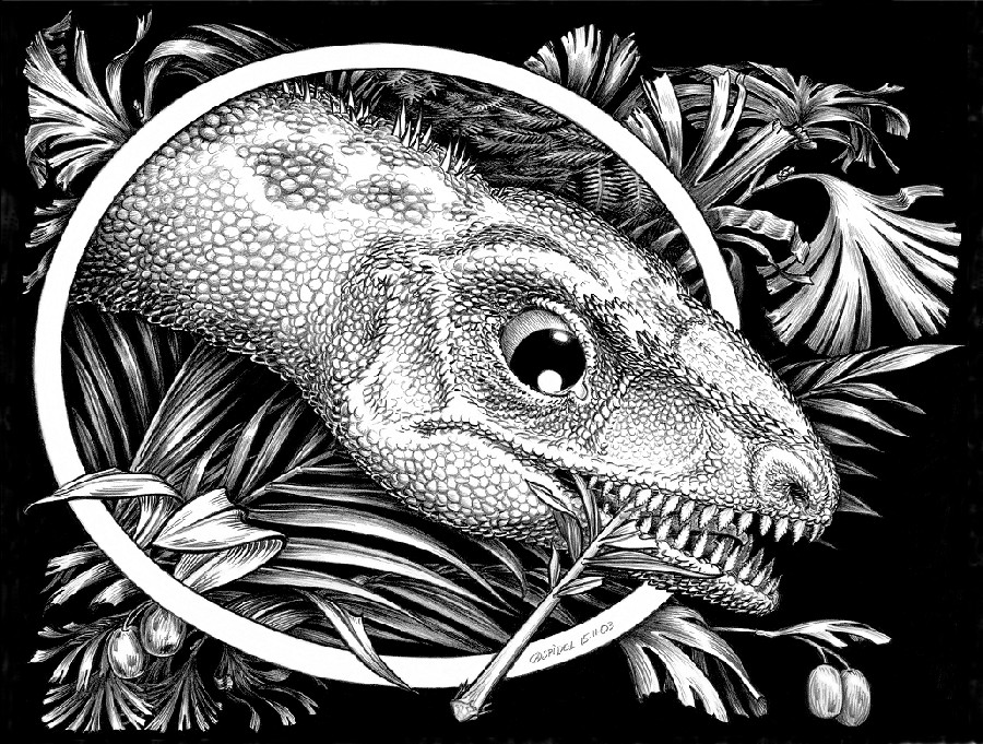 Thecodontosaurus Pictures Amp Facts The Dinosaur Database