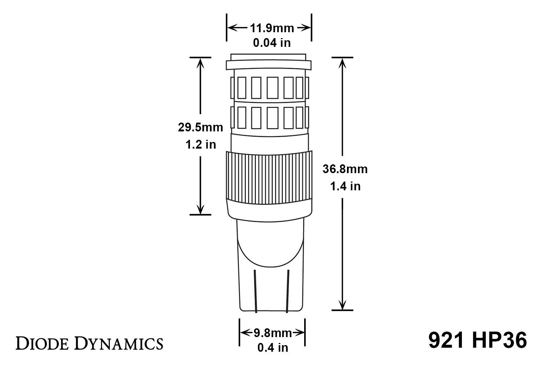 Pontiac G8 Reverse Backup Led Bulbs Several Model Options Plug Amp Play Install