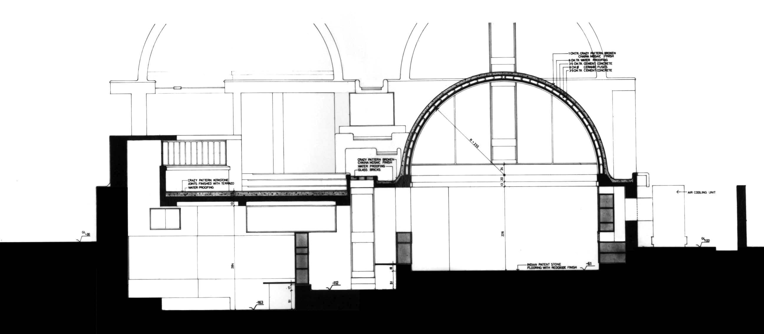 Balkrishna Doshi Vsf Sangath Architect S Studio Divisare