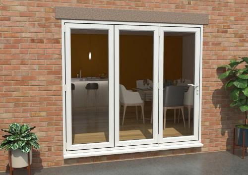 external bi fold doors folding