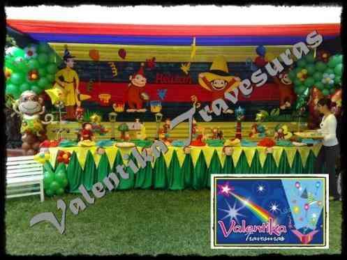 Fotos Del Curso Decoracion Fiestas Infantiles