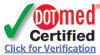 DOTmed Certified: Vision Equipment Inc