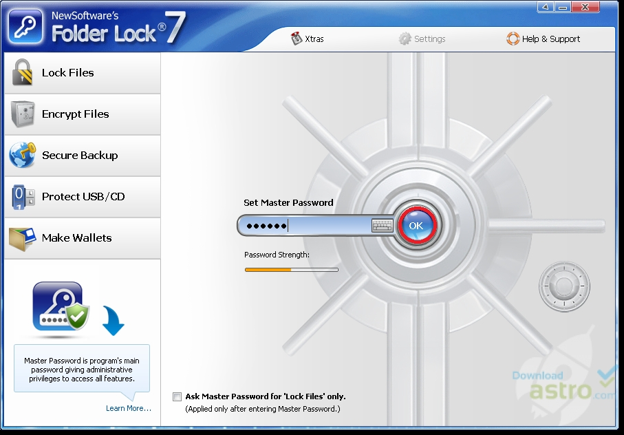 Folder Security Personal 64 Bit