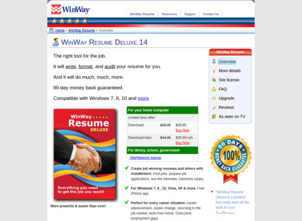 9 best resume software free download for windows mac