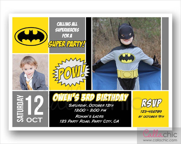 48 birthday invitations download