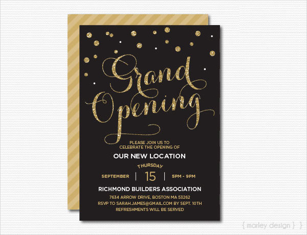 9 Corporate Party Invitations Download DownloadCloud