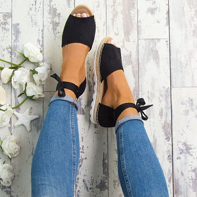 Image result for black women in Ankle strap shoes