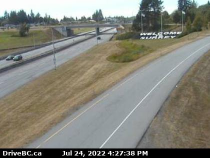 BC HighwayCams - Highway 99 (Surrey - White Rock)